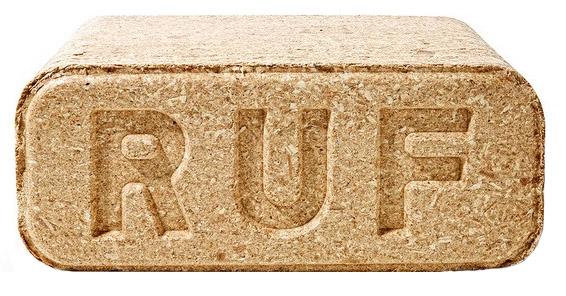 Брикеты RUF продам в Киеве. Доставка по Украине. Продажа на экспорт. Качество соответствует всем европейским требованиям.