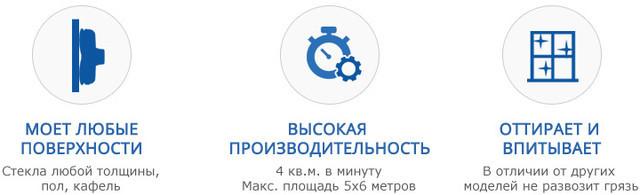 Технические характеристики робота для мойки окон, возможности и описание работы робота Hobot 188. Купить такой робот можно у нас 0674088931. Доставка по всей Украине - бесплатно.