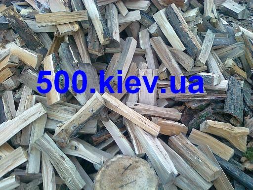 Колотые дрова по выгодным ценам